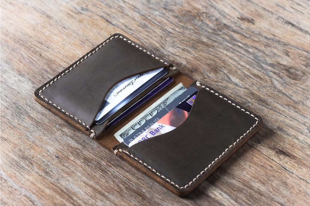 Credit Card Wallet for Men - JooJoobs