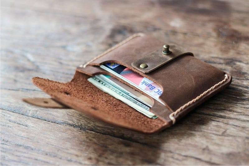 Treasure Chest Credit Card Wallet 5