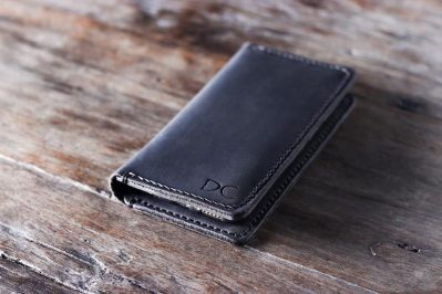 Leather iPhone Case Dark [All iPhone Devices]