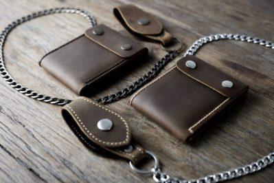 Biker Chain Wallet 1