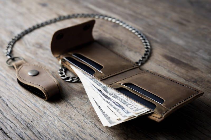 Biker Chain Wallet 3
