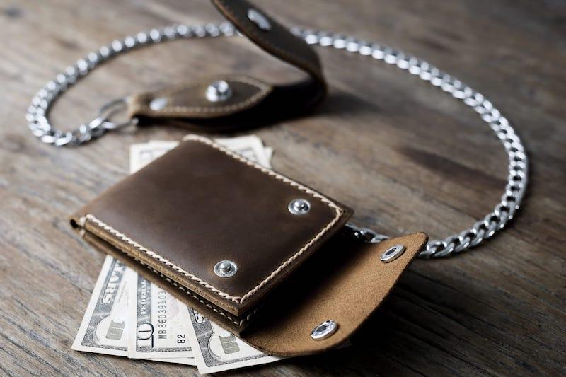 Biker Chain Wallet 5