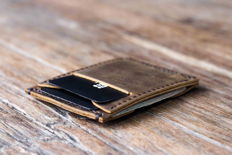 Front Pocket Wallet [Personalized Sleeve] 3