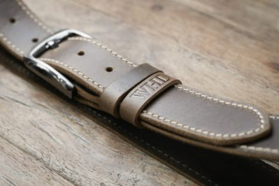 Mens Brown Leather Belt [Handmade] [Personalized] [Free Shipping] 1