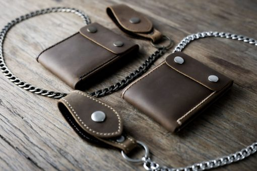 biker chain wallet