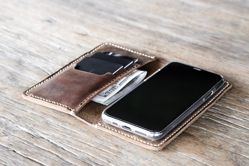 iPhone 11 Pro Max Leather Case [Free Shipping] 1