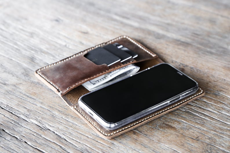 iPhone 11 Pro Max Leather Case [Free Shipping] 5