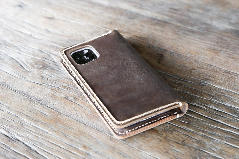 iPhone 11 Pro Max Leather Case [Free Shipping] 6