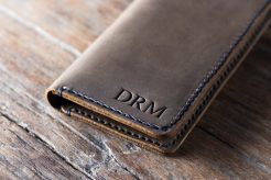 Handmade Leather iPhone Wallet