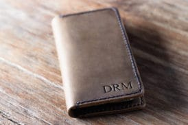leather iphone wallet case 055-2