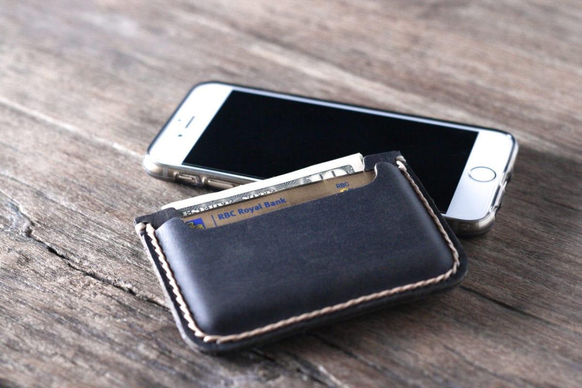 Front Pocket Wallet Dark Joojoobs
