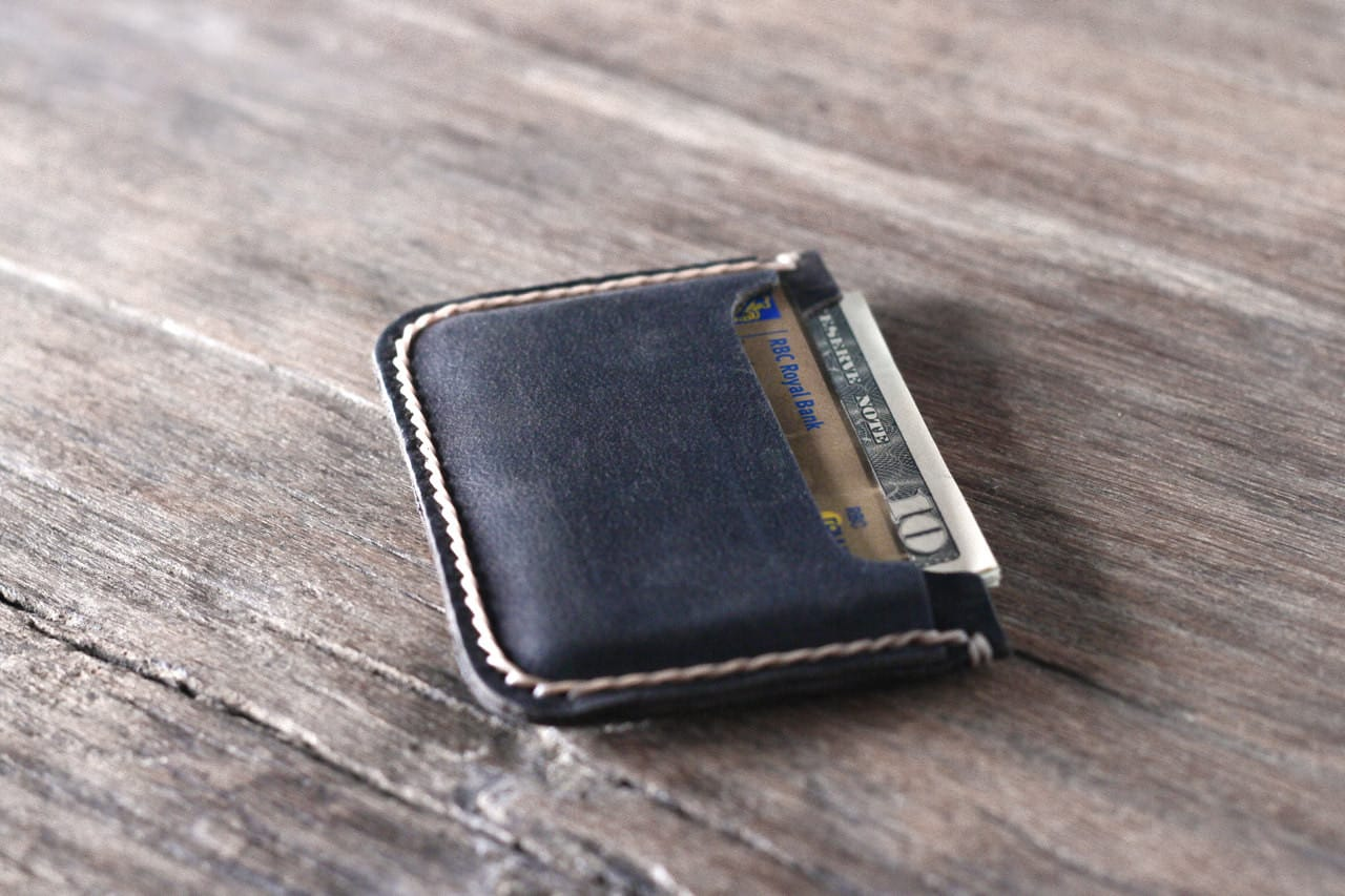 Front Pocket Wallet Dark