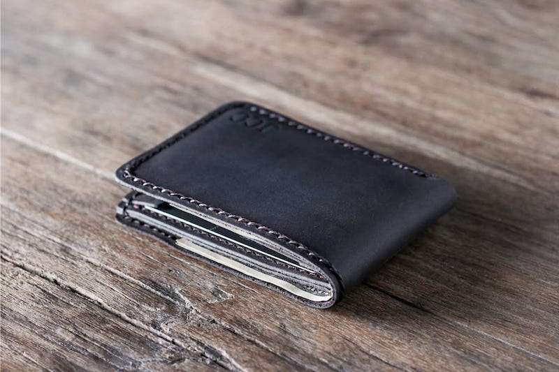 Personalized Best Mans Leather Wallet 3
