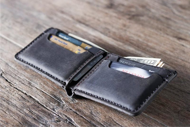Personalized Best Mans Leather Wallet 4