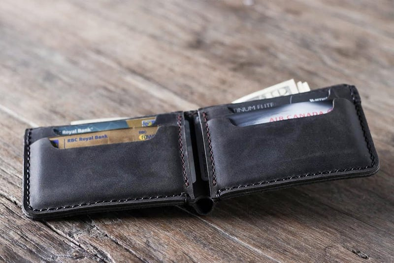 Personalized Best Mans Leather Wallet 5