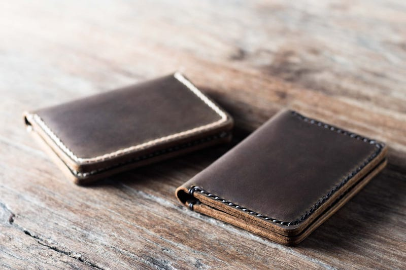 Mens Credit Card Wallet [Handmade] [Personalized] [Free Shipping] 4