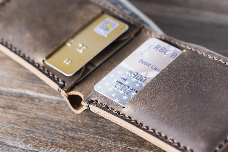 The Original Slim Mens Wallet 5