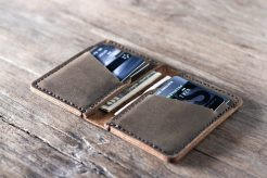 womens credit card wallet personalized