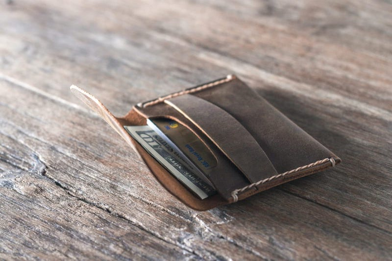 Leather Front Pocket Wallet 3
