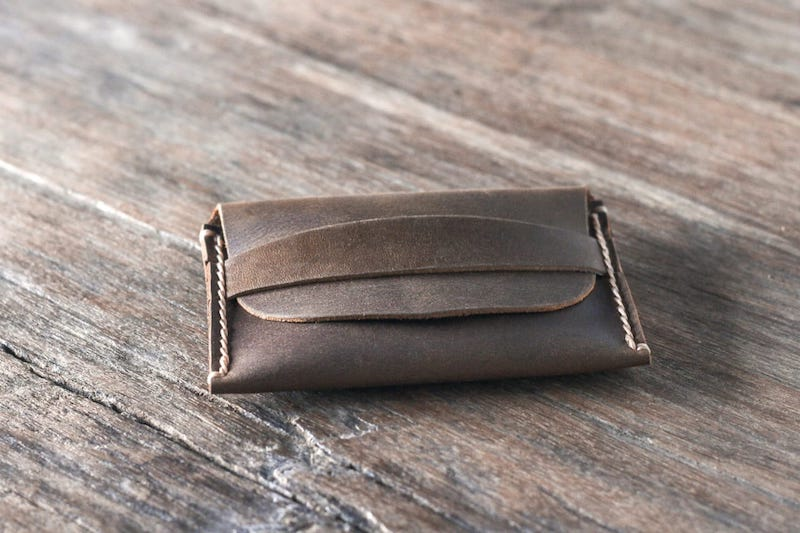 Leather Front Pocket Wallet 4