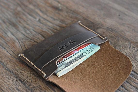 Leather Front Pocket Wallet 6
