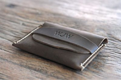 Leather Front Pocket Wallet 8