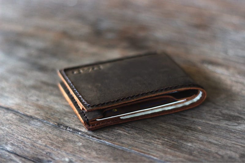 Personalized Mens Bifold Wallet – Customize With Your Name or Initials 3
