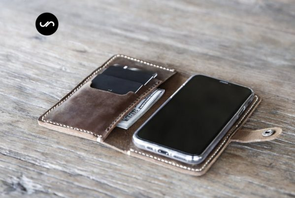 leather iphone 11 wallet