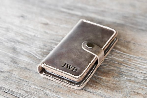 leather iphone 11 pro wallet