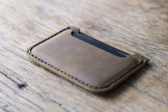 sleeve wallet