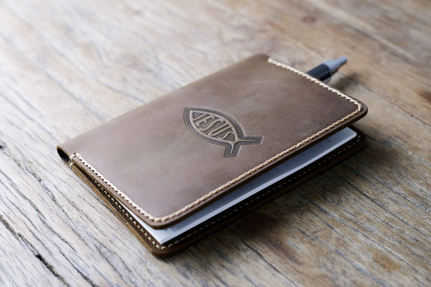 Leather Notebook Cover2
