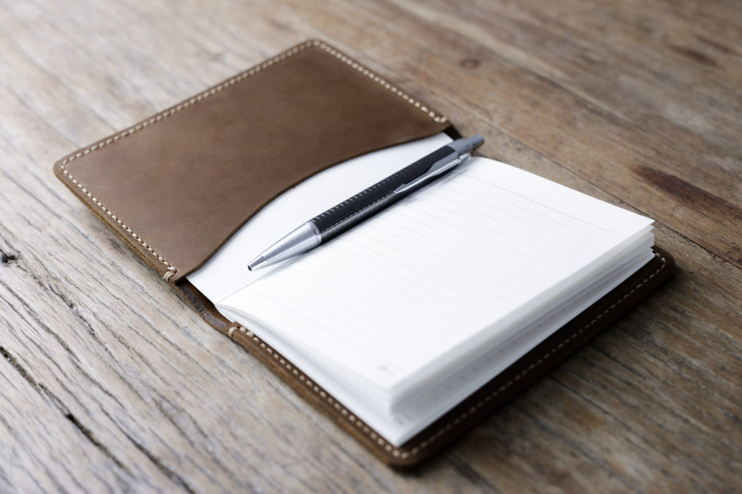 Leather Notebook Cover3