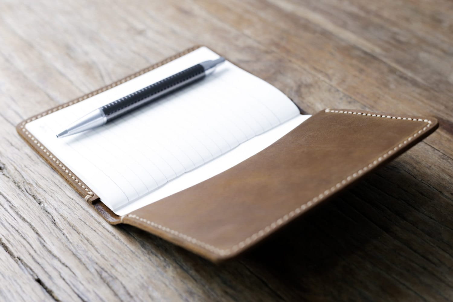 Leather Notebook Cover4