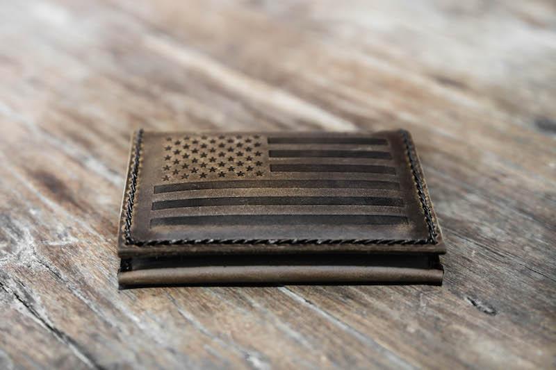 American Flag Wallet 6
