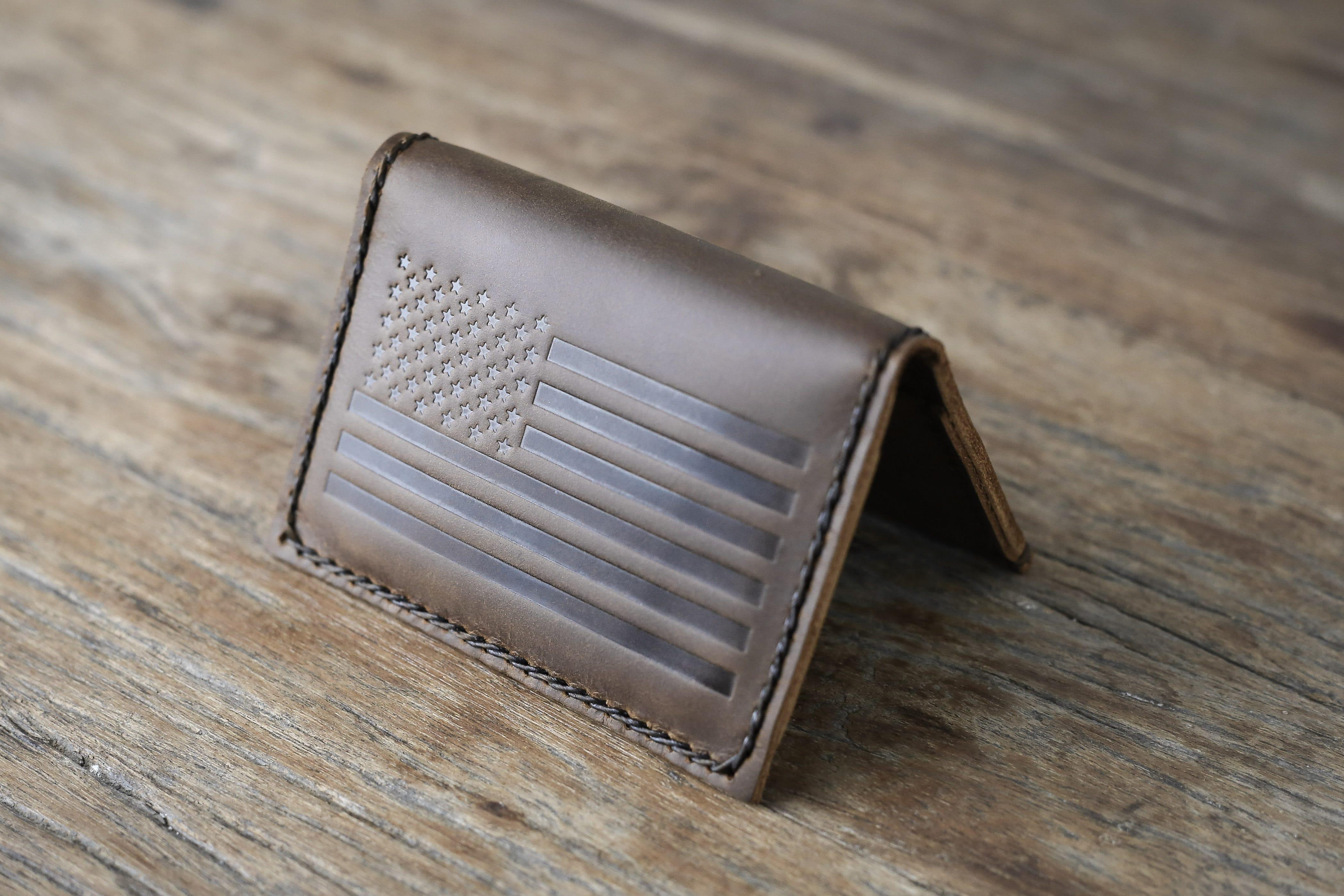 American Flag Wallet by JooJoobs 2