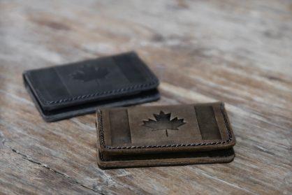 Canada Flag Wallet