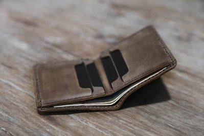 Minimalist Euro Wallet 2