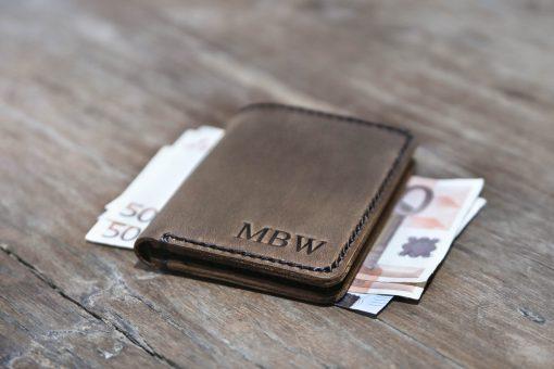 Minimalist Euro Wallet