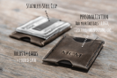 Minimalist Money Clip Wallet 2