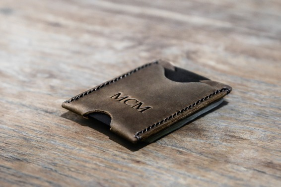 Minimalist Money Clip Wallet 4