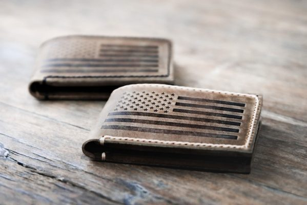 American Flag Bifold Wallet