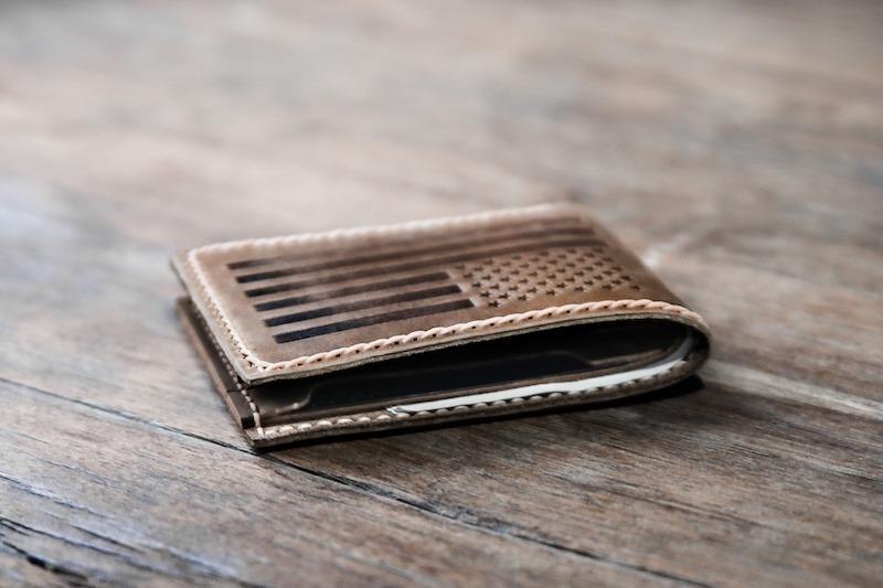 American Flag Bifold Wallet 3