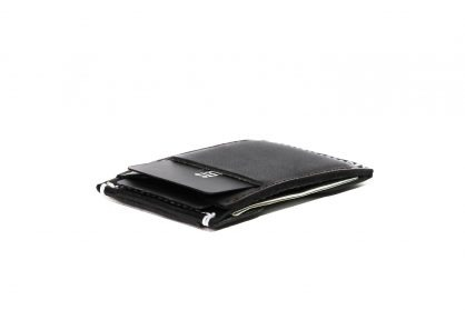 Front Pocket Wallet | Vegetable Chrome Black 2