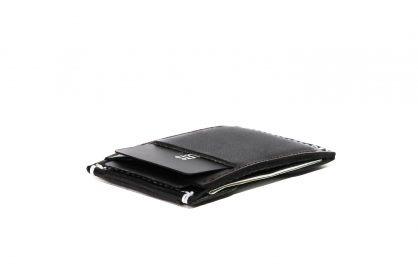 Front Pocket Wallet | Vegetable Chrome Black 2