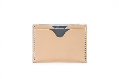 Minimalist Wallet Natural Colored