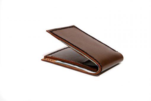 Slim Leather Mens Wallet