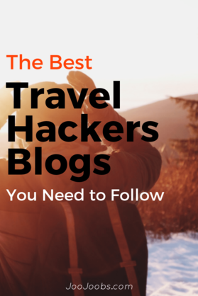 The Best Travel Hackers Blogs