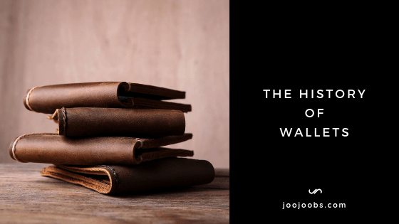 The History of Wallets