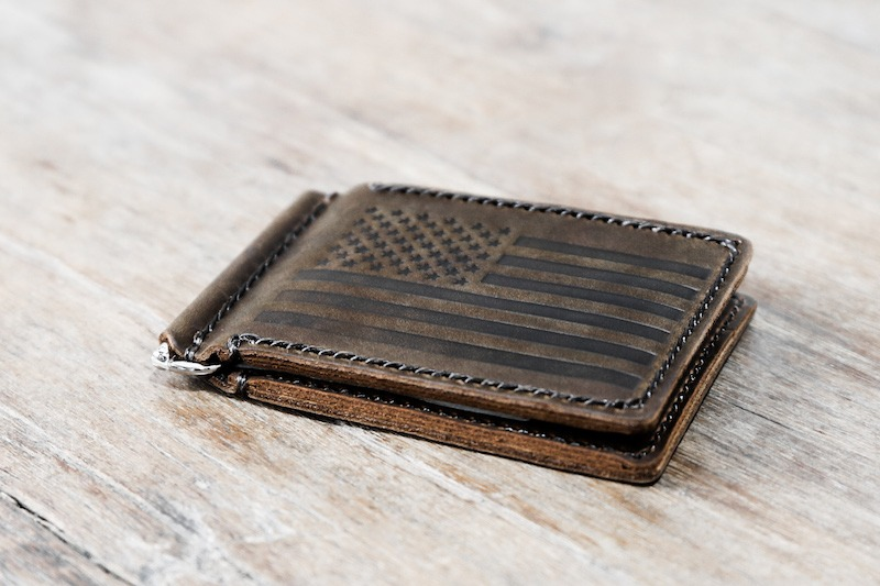 American-Flag-Money-Clip-Wallet
