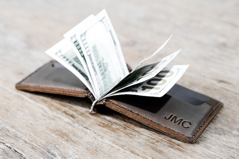 American Flag Money Clip Wallet 3